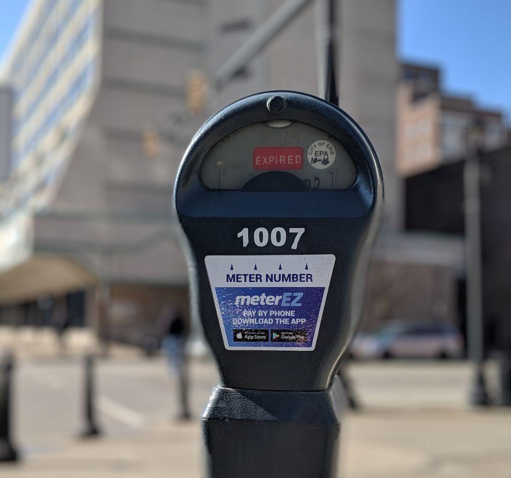 Parking - Erie Downtown Partnership